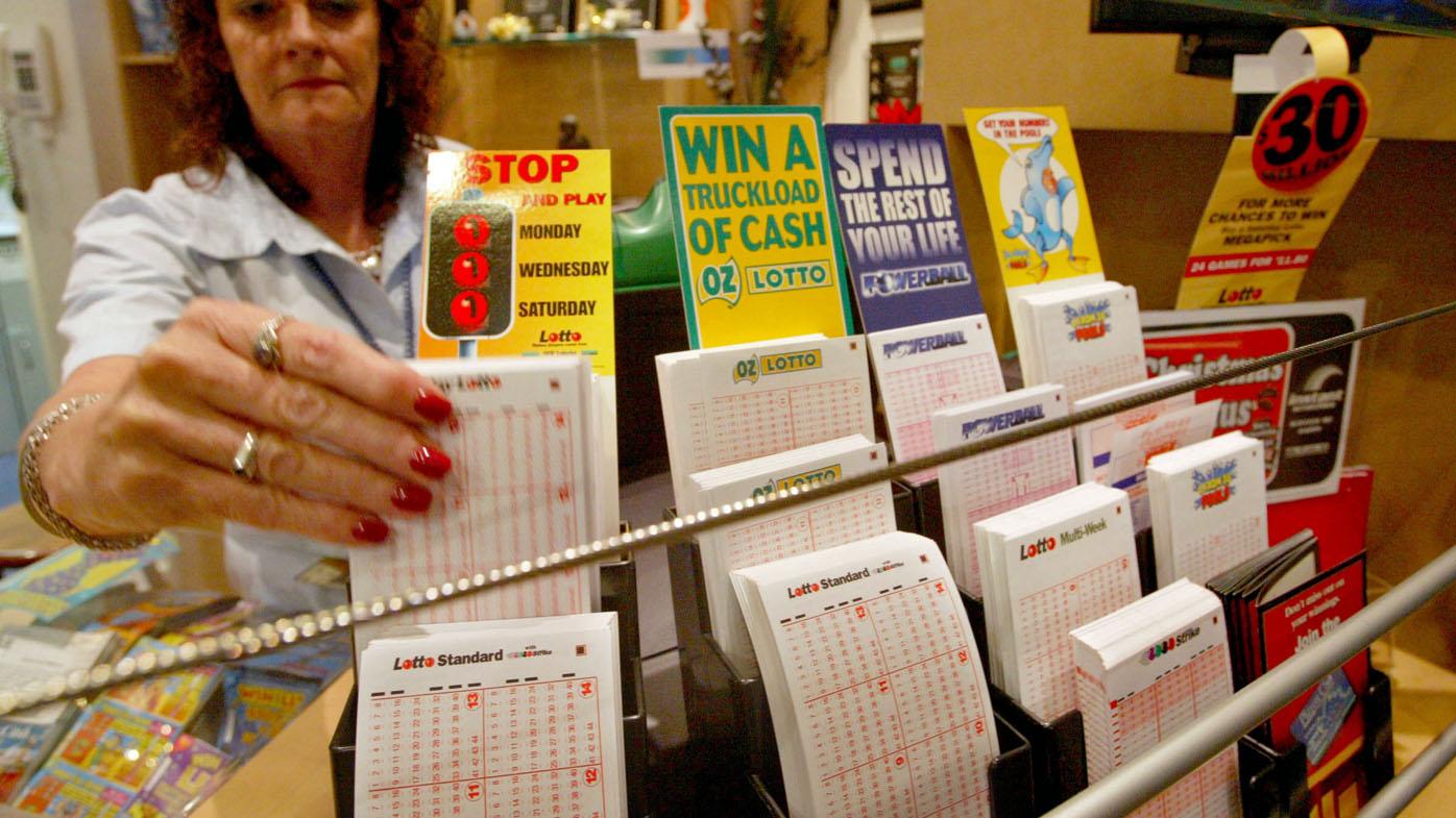 Lotto player made $50 million richer overnight