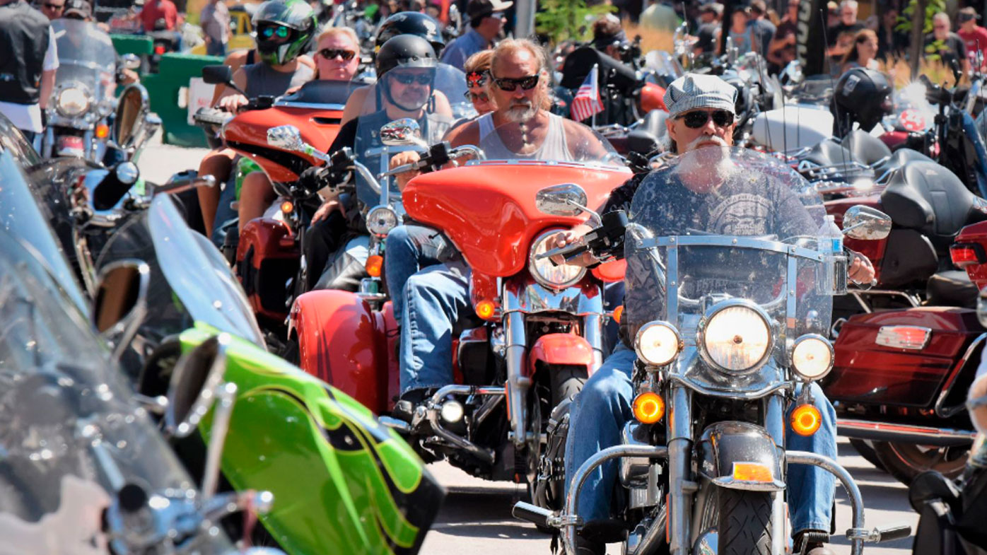 Motorbike rally expecting 250,000 to attend despite virus concerns