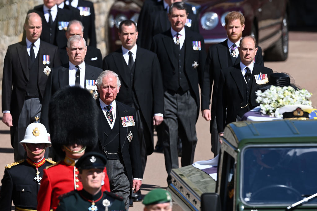 Prince Philip's royal funeral
