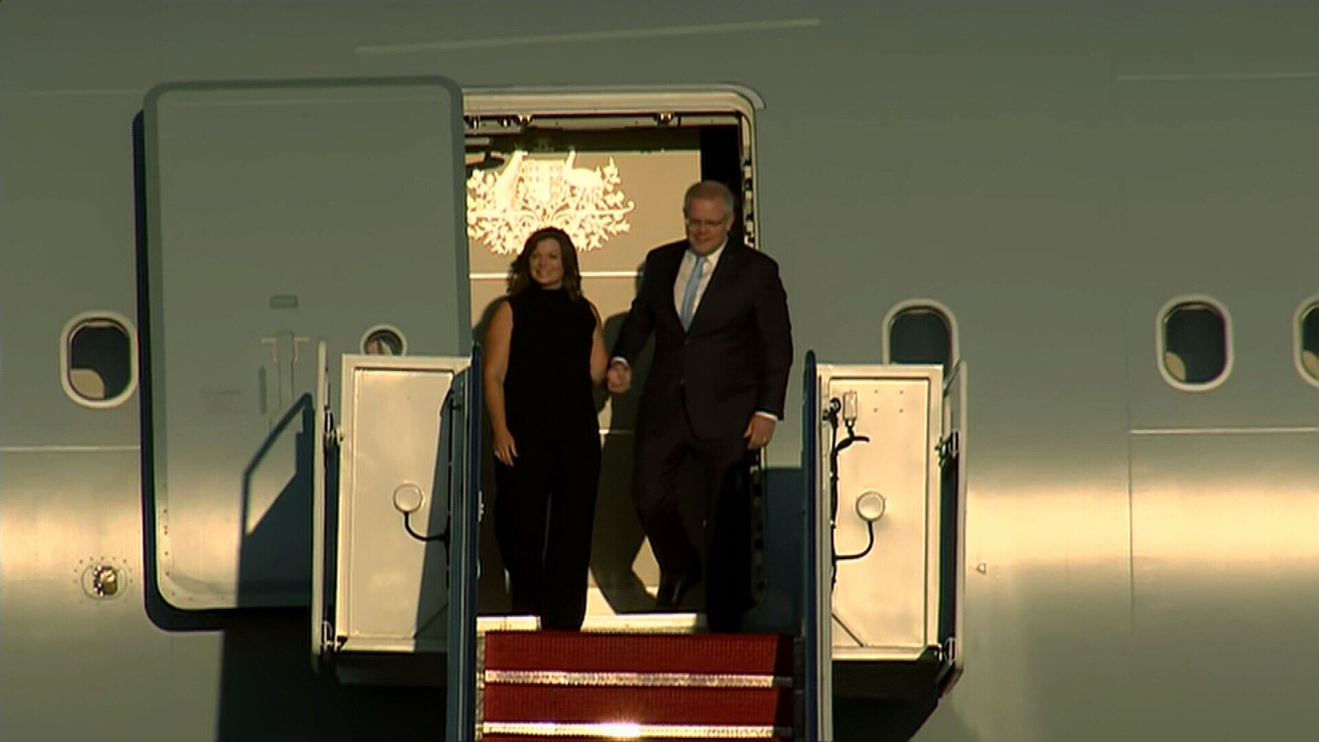 PM touches down in US for state visit