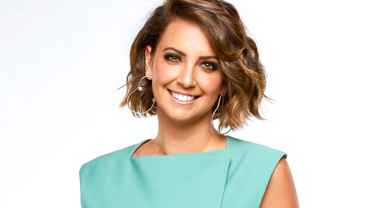 Brooke Boney from channel nine's today show UTS Careers Blog