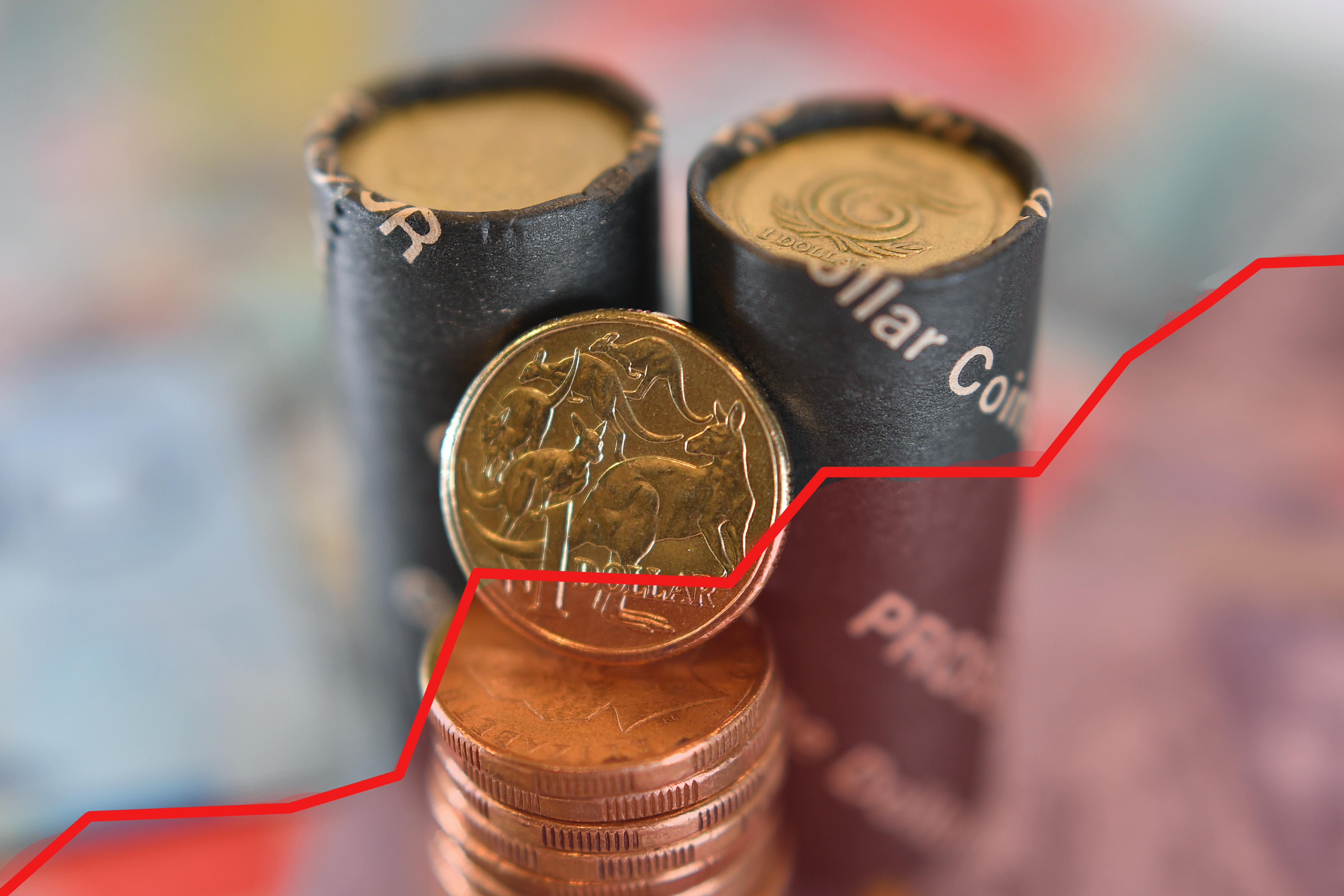 US Federal Reserve Rate Cut: Australian Dollar Hits Three
