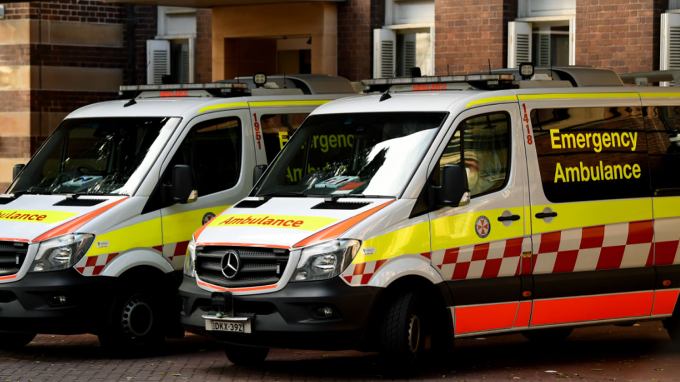 Ambulance wait times increasing in Sydney's west