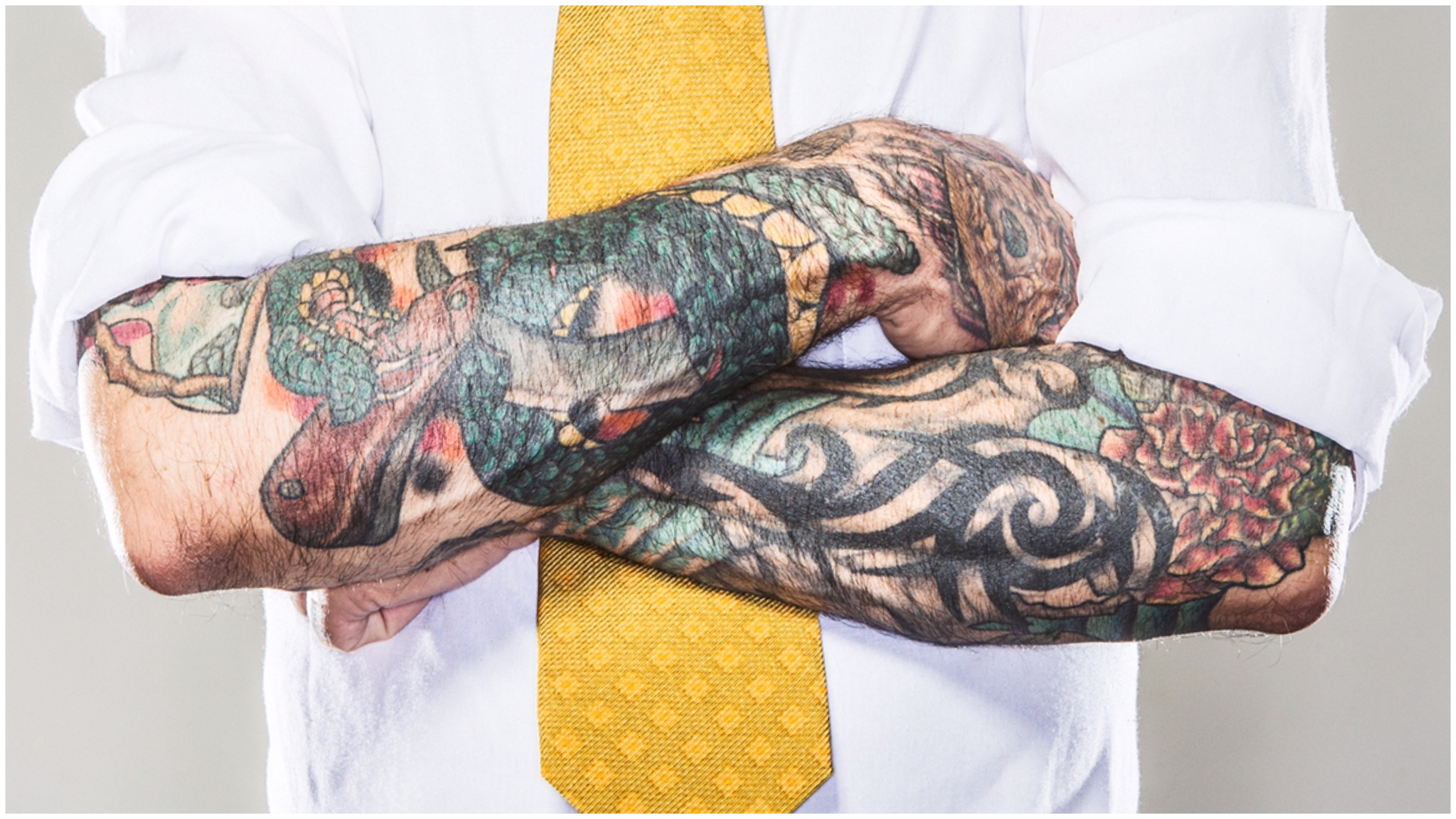 Tattooed employees more reckless and impulsive, study finds
