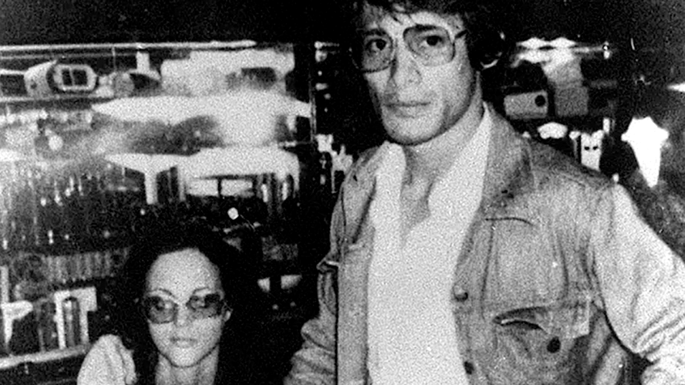 Charles Sobhraj pictured with his lover and accomplice Marie-Andrée Leclerc.