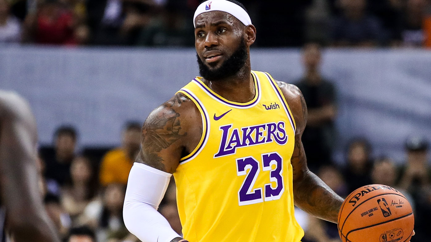 LeBron James On China Controversy: 'I Won't Talk About It Again'