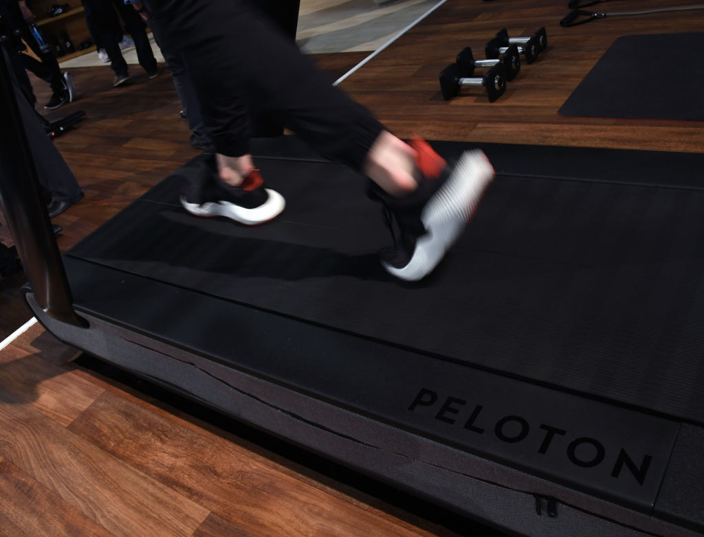 US warning not to use Peloton treadmill