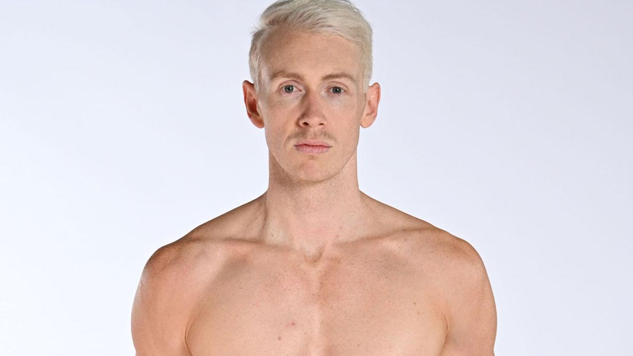 Australian Ninja Warrior 2021 Ben Polson