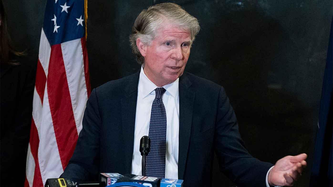 Manhattan DA Cy Vance is bolstering his team investigating Donald Trump.