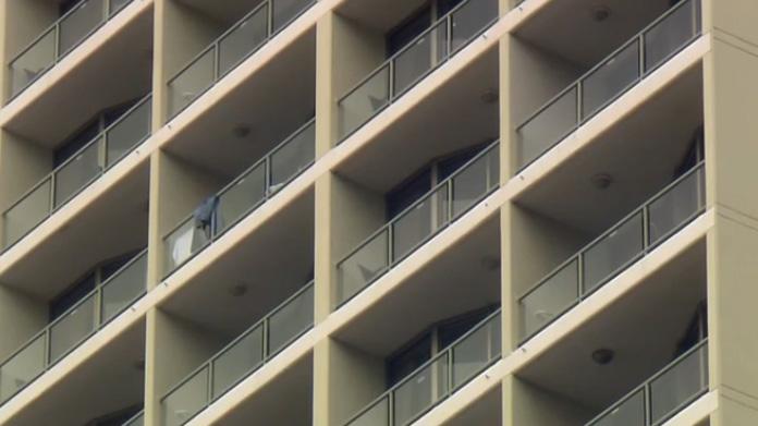 Sofitel hotel, Gold Coast.