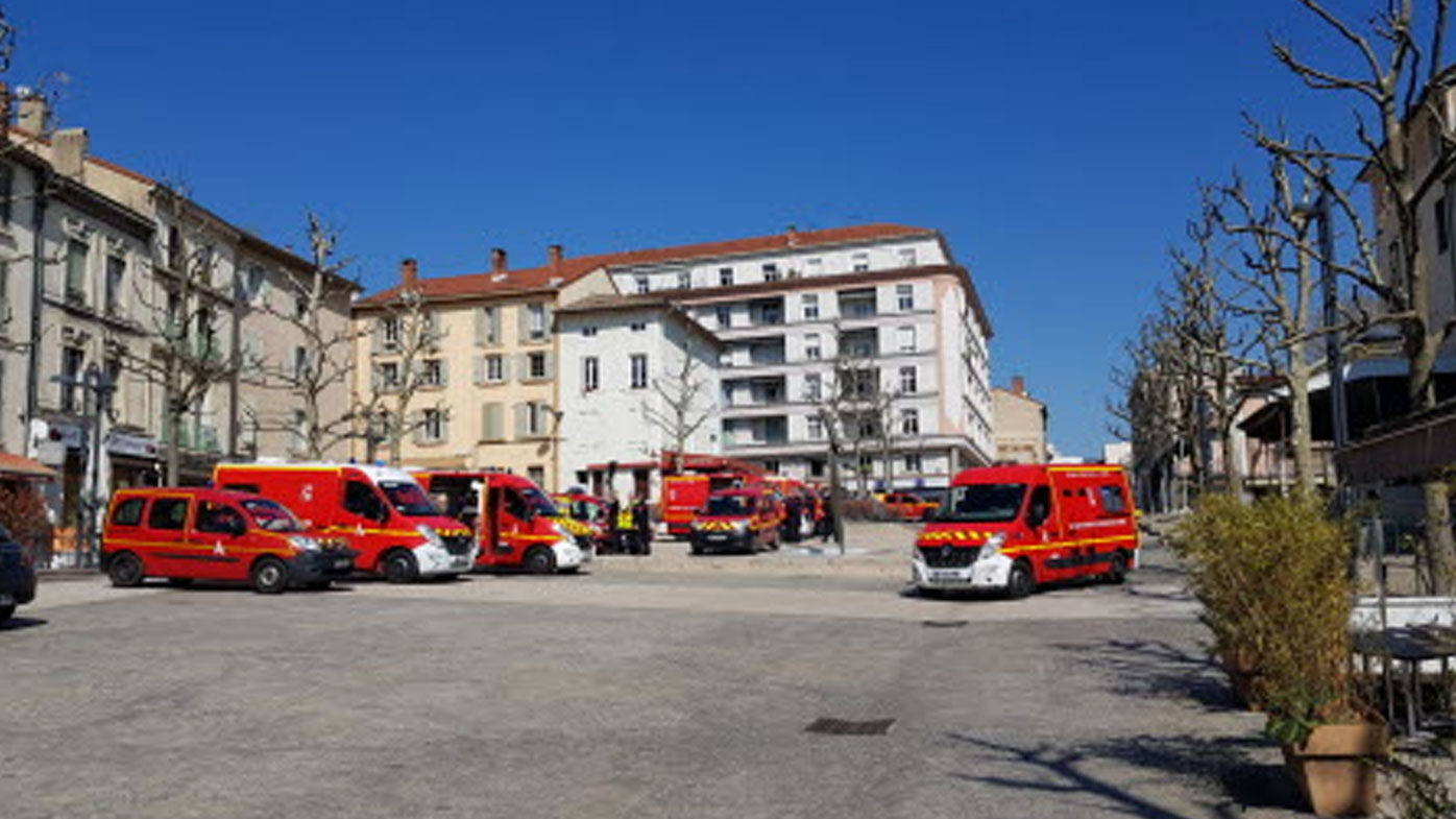 Knifeman in southern France kills two in attack on passers by