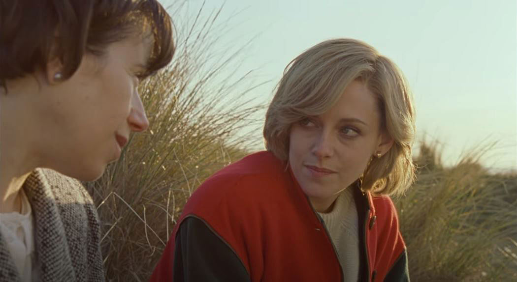 Kristen Stewart as Princess Diana in first Spencer trailer