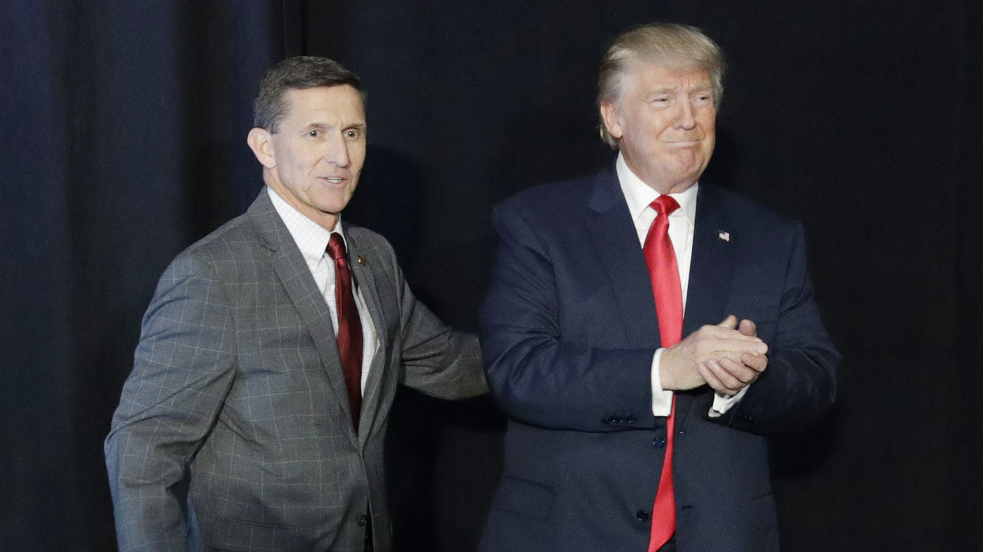 Charges against Donald Trump's ex-adviser Michael Flynn dropped