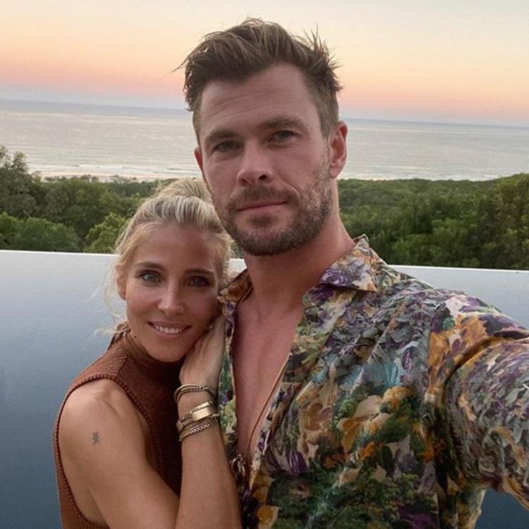 Chris Hemsworth, Byron Bay, wife Elsa Pataky