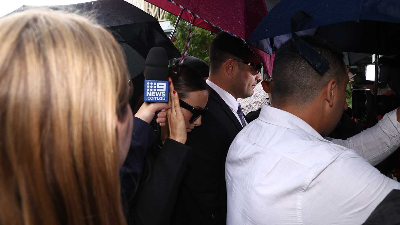 Jarryd Hayne is being sentenced today for sexually assaulting a woman.