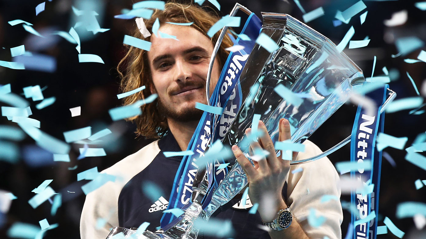 Herbert and Mahut win ATP Finals doubles crown