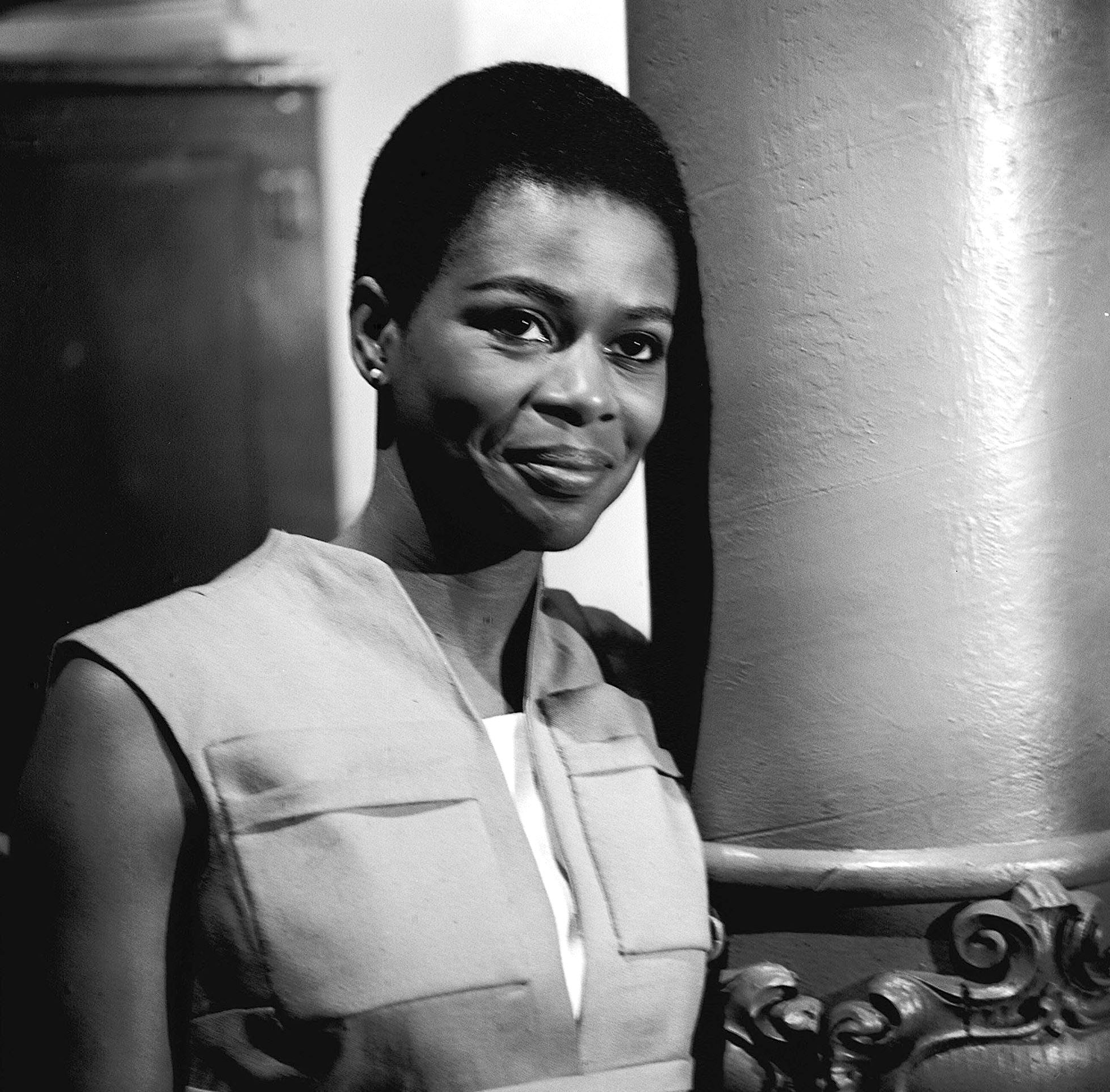"""Cicely Tyson is shown here in a scene from the CBS television program """"East Side/West Side on May 24, 1963."""