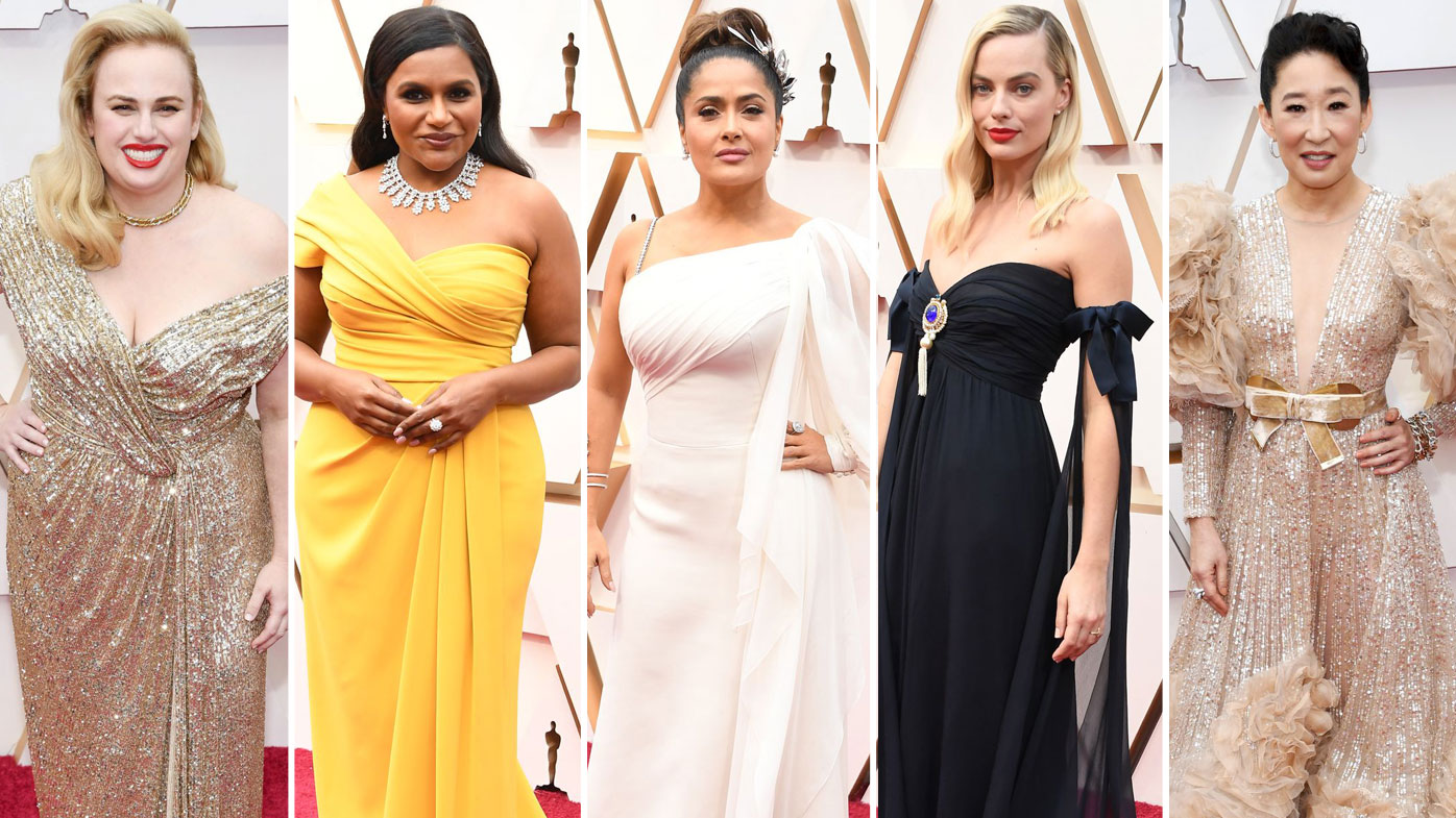 Oscars 2020: All the best red carpet arrivals