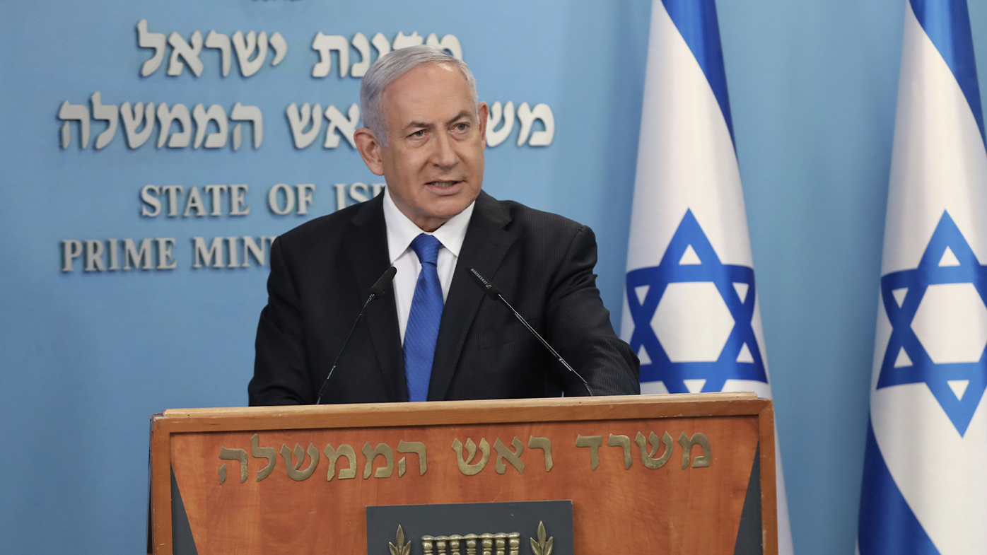 'It's clear': Netanyahu accuses Iran of attacking Israeli-owned cargo ship