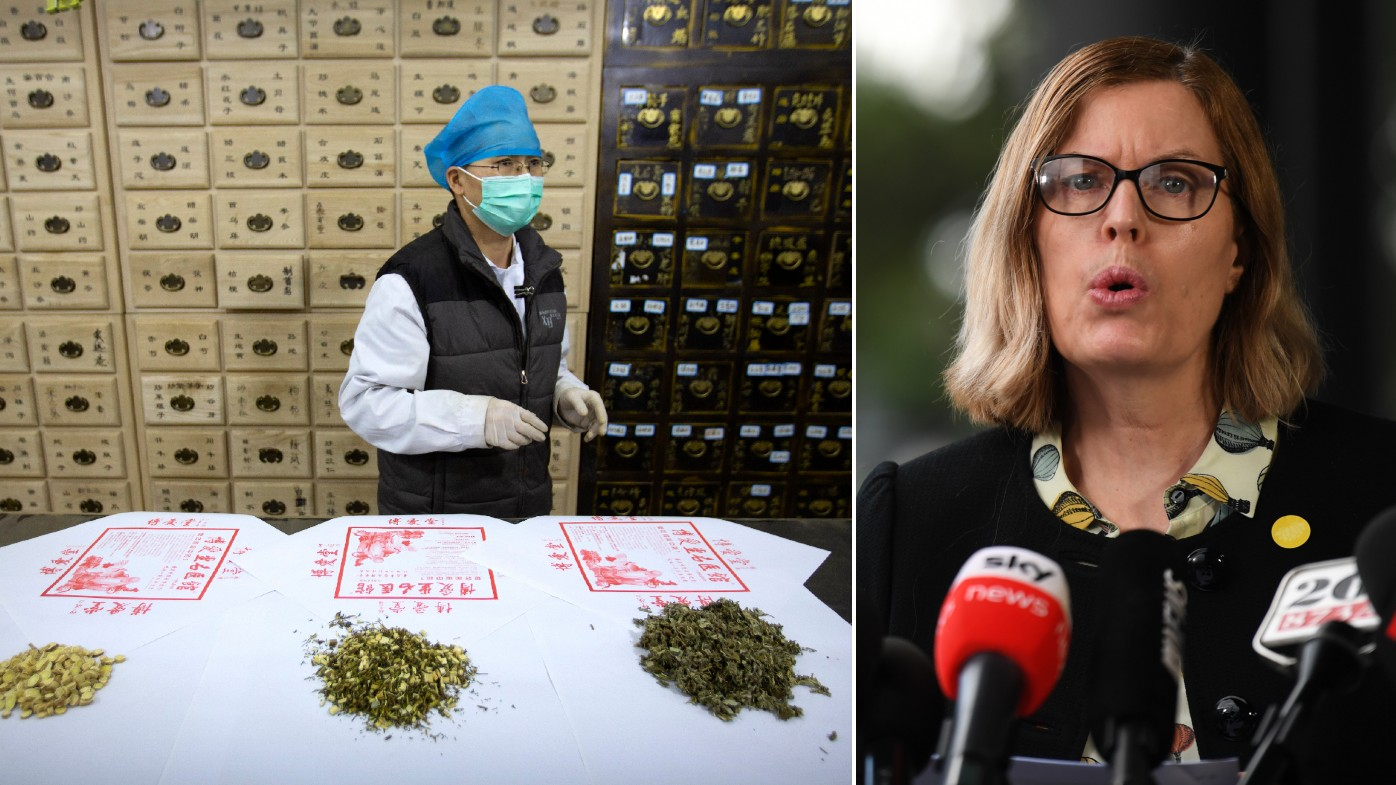 Chief health officer 'horrified' at alternative treatments