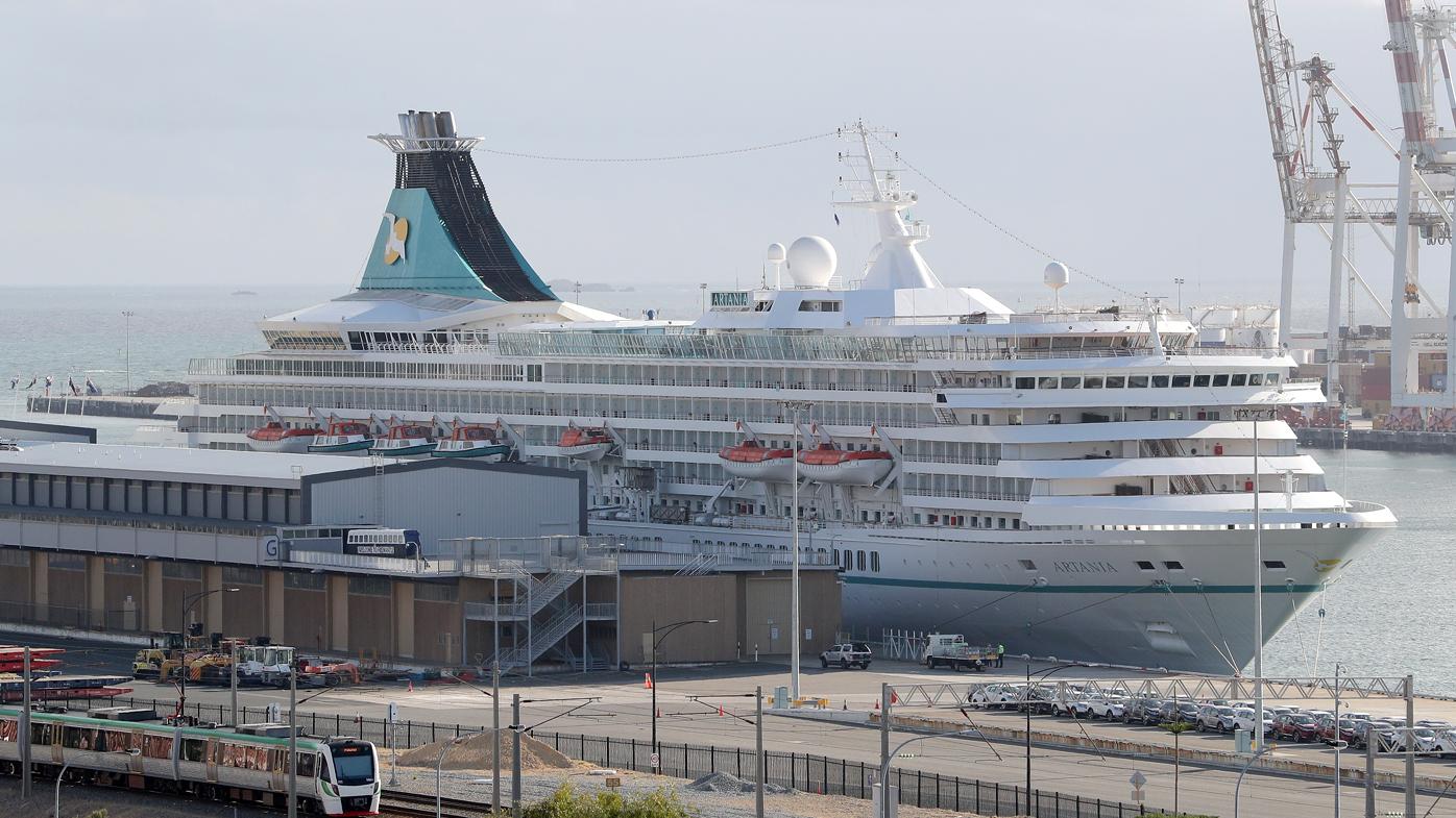 Plagued Artania ship to set sail from WA