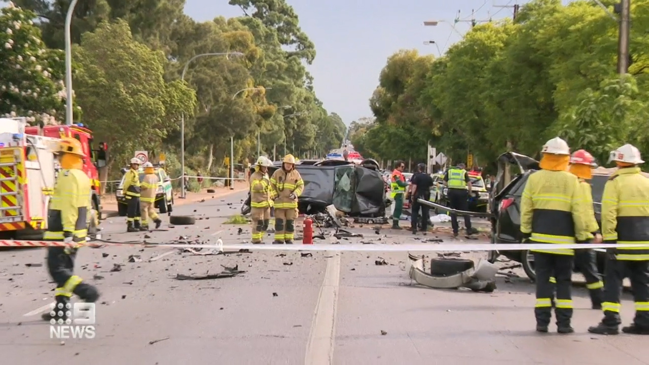 Police officer called to scene of fatal crash involving brother