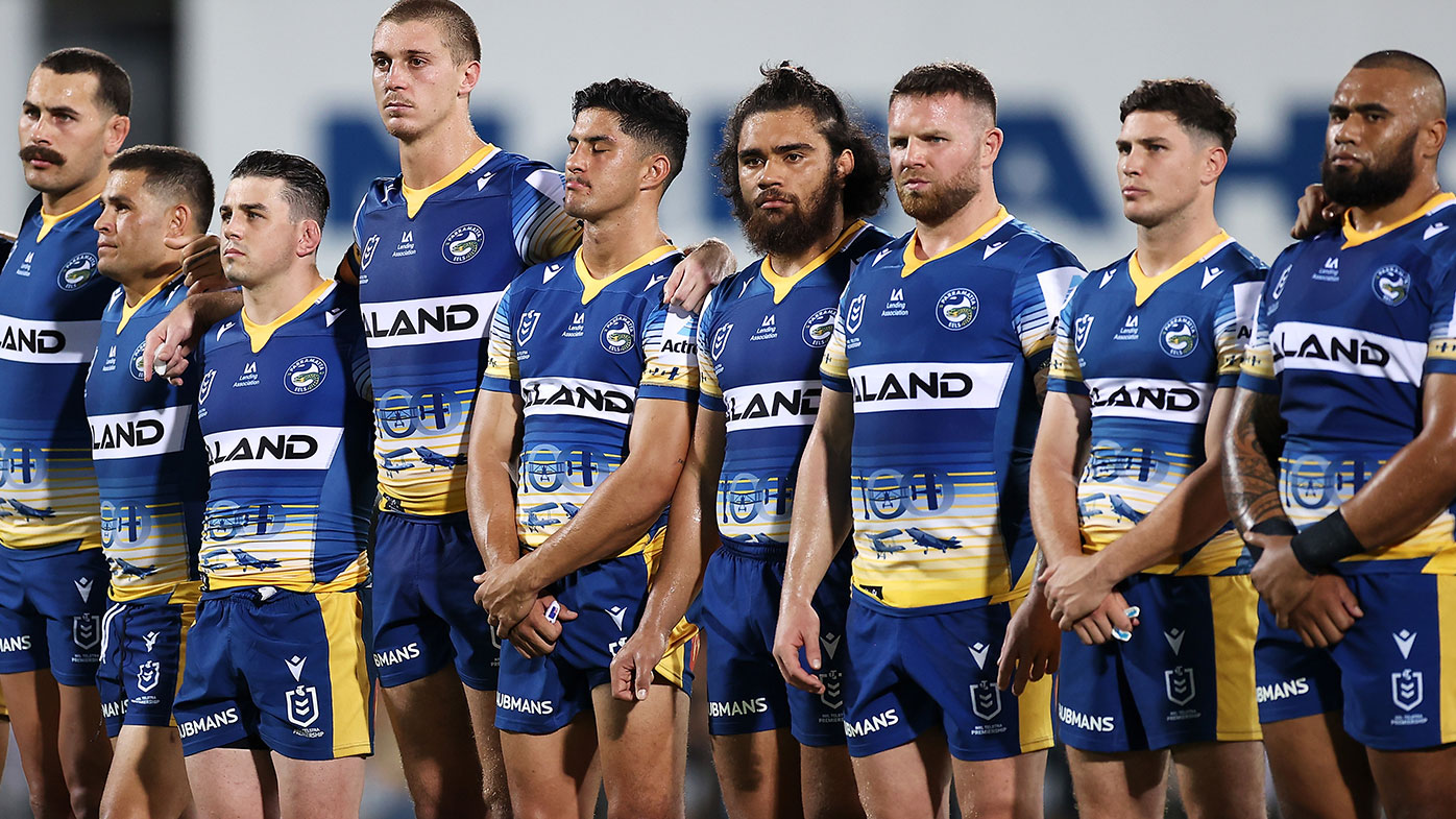 Eels hit with player crisis amid player bans